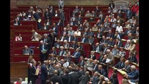 L'Assemblée nationale le 7 septembre 2010