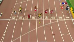 Le 20 heures du 23 août 2015 : Mondiaux d'athlétisme : Bolt, roi du sprint, toujours plus loin dans la légende - 1751
