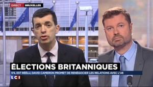 Législatives au Royaume-Uni : l'UE confrontrée à l'éventuel départ d'un de ses membres