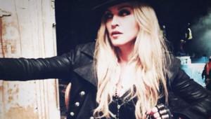 Madonna dans son nouveau clip, Ghosttown