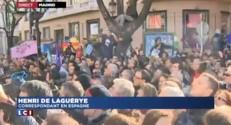 """Manifestation à Madrid : """"Podemos est emmené par une équipe de jeunes trentenaires"""""""
