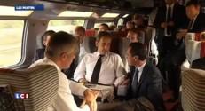 "Nicolas Sarkozy veut ""redonner de l'espoir"""