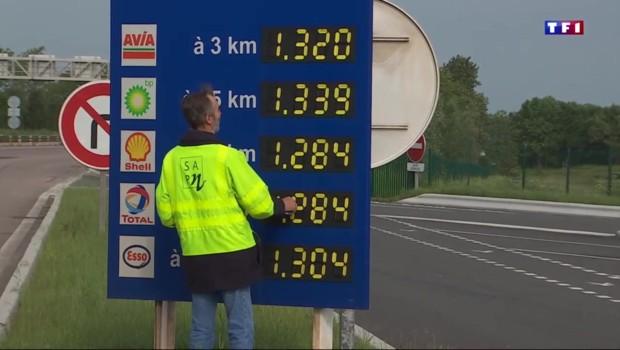 Pénurie de carburant : la hausse des prix ne fait pas reculer les automobilistes