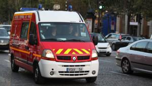 pompier camion urgence incendie