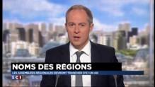 Réforme territoriale : les nouvelles capitales des régions validées