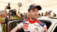 Sébastien Loeb Rallye Jordanie