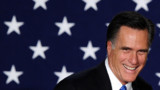 "Romney à l'attaque des ""swing states"""
