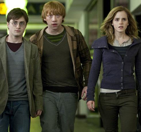 Harry Potter et les reliques de la mort - David Yates - Emma Watson Daniel Radcliff Ruppert Friend