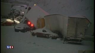 Etats-Unis : carambolage géant dans le Missouri, une trentaine de véhicules impliquée