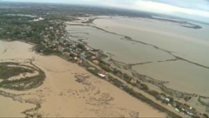 inondations hérault orages météo aérienne