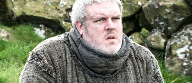 Kristian Nairn joue Hodor dans Game of Thrones.