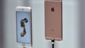 L'iPhone 6s est désormais disponible en quatre couleurs dont or rose