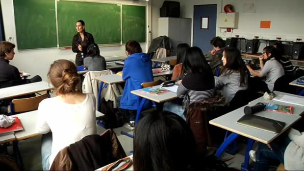 Le 20 heures du 22 janvier 2015 : Ecoles : un plan pour restaurer l%u2019autorité des profs - 331.961