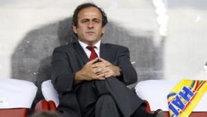 Michel Platini, président de l'UEFA, a assisté à la plupart des matchs de l'Euro 2008