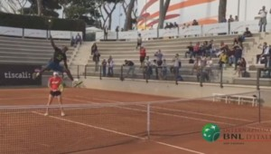 Monfils Tennis Saut Rome Capture