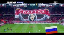 Tifo Spartak Moscou