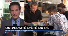 Université d'été du PS : les élections régionales sur toutes les lèvres