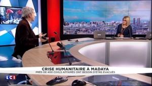 """""""C'est le politique qui réglera le problème humanitaire"""" en Syrie pour le CICR"""