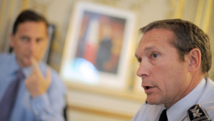 Jean-Michel Fauvergue, nouveau patron du Raid