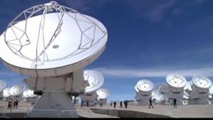 L'observatoire ALMA, le radio-télescope le plus puissant du monde a été inauguré au Chili, le 13 mars 2013.