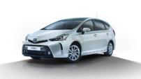 La nouvelle version 2015 du Toyota Prius +.