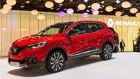 Le crossover Renault Kadjar présenté au Salon de Genève le 3 mars 2015