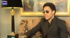 """Lenny Kravitz : """"Cet album s'est fait avec spontanéité"""""""
