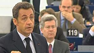 nicolas sarkozy parlement européen