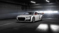 Audi TT Clubsport quattro turbo Concept 2015