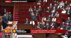 """Felipe VI : le 11 janvier, """"la France a donné l'exemple d'une unité et d'une solidarité"""""""