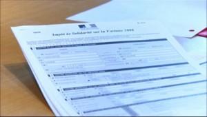 fiscalité déclaration de revenus impôts
