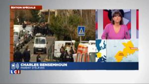 """Fusillade de Toulouse : les élèves """"écartés d'une vision insoutenable"""""""