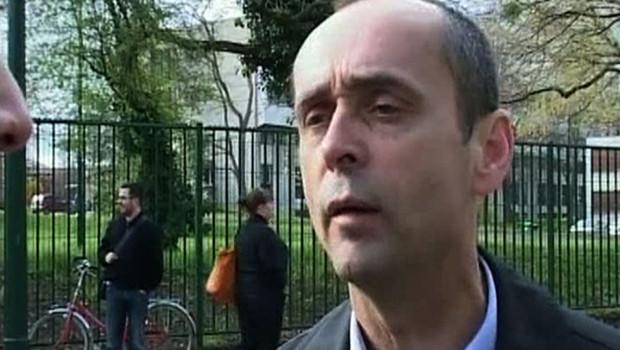 Robert Ménard, président de reporter sans frontières