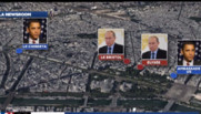 Barack Obama et Vladimir Poutine s'évitent lors de leur visite à Paris le 5 juin 2014