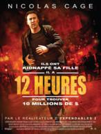 Affiche du film 12 heures