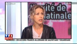 """Banon conseille à DSK de """"faire profil bas"""""""