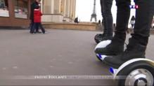 Le hoverboard, un engin pratique qui peut être dangereux
