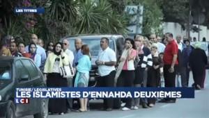 Législatives en Tunisie: les laïcs de Nidaa Tounes seraient en tête