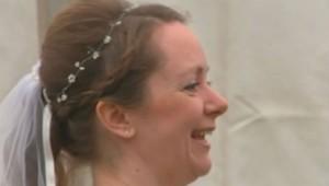 mariée londres marathon