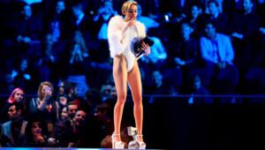 Miley Cyrus aux MTV European Music Awards