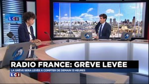 """Radio France : Mathieu Gallet """"est la bonne personne"""""""