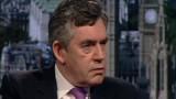 Gordon Brown tente de sauver sa tête