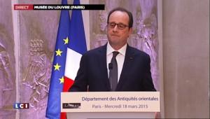 """Attaque à Tunis : """"Nous sommes tous concernés"""", déclare François Hollande"""