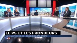 """Bureau politique du PS : """"Jusqu'en 2017 il ne se passera plus rien"""""""