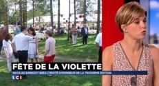 """Fête de la violette des Républicains : Nicolas Sarkozy """"a dit oui tout de suite"""" à l'invitation"""