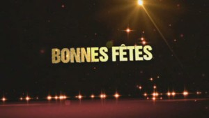 Les animateurs et journalistes de TF1 vous souhaitent de joyeuses ftes !