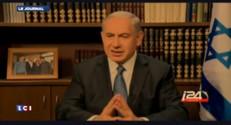 """Netanyahu : """"On ne vient pas dire quelles régions de France doivent être indépendantes"""""""