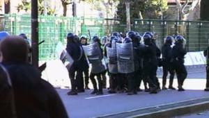 Un supporter de la Lazio de Rome a été tué accidentellement tué par un policier dimanche/DR