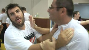 Quand Laurent Ournac teste le Krav maga