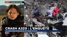 """Crash de l'A320 : """"Tout appareil qui survolera les lieux sera pris en chasse"""""""